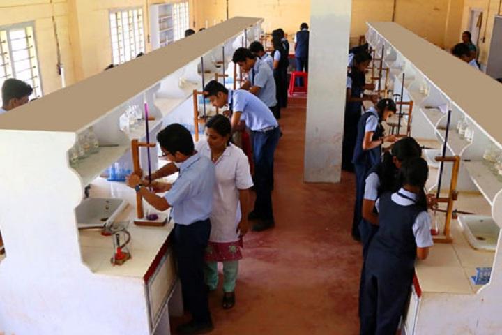 Dr Zakhir Hussain Memorial Bhartiya Vidya Vihar-Physics Lab