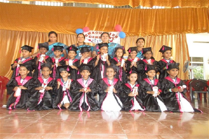 Dr. N. International School-Graduation day