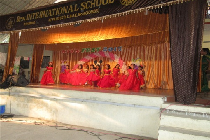 Dr. N. International School-Dance