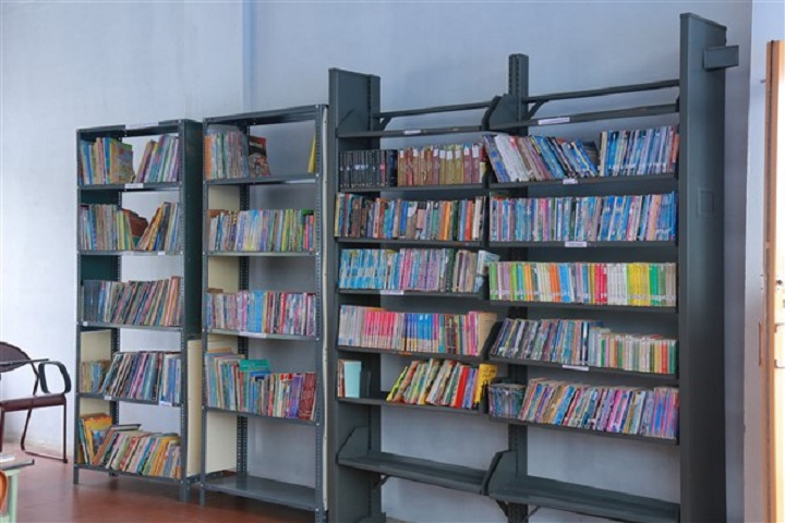Dr. N. International School-Library