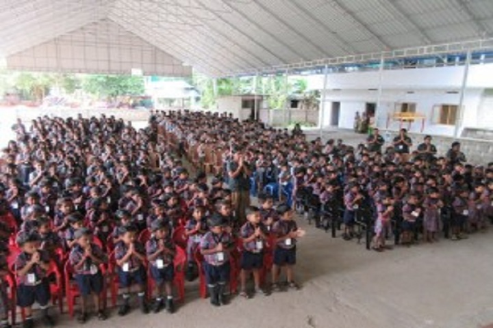 Dr. N. International School-Assembly
