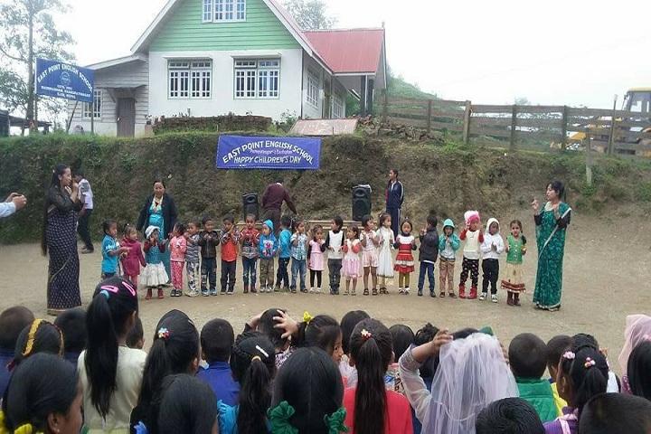 East Point English Medium School-Childrens day