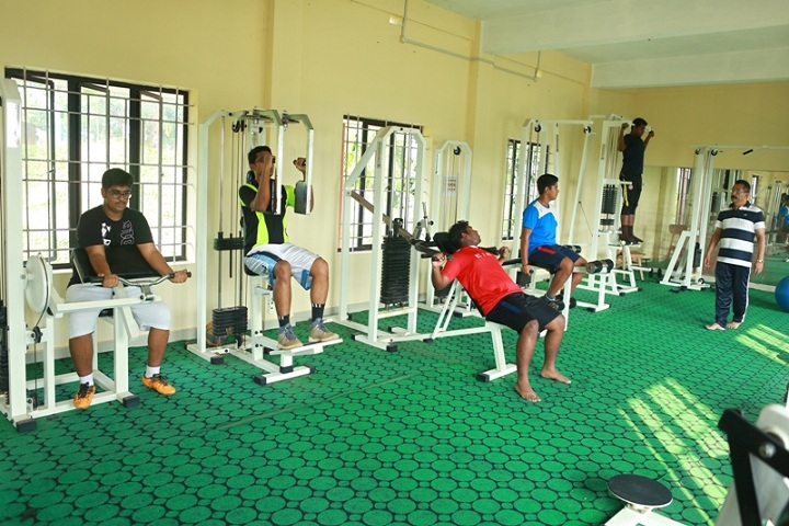 Ebenezer International Residential School-Gym