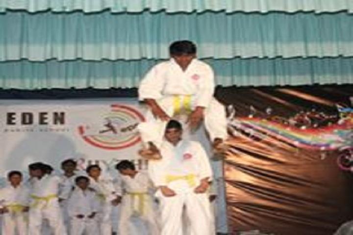 Eden Public School-Karate