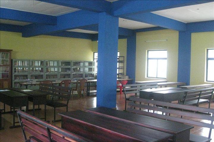 Eden Public School-Library