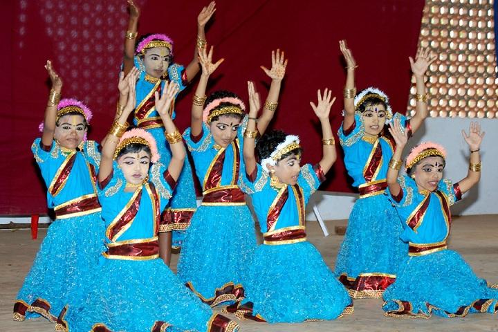 Elamkavu Vidya Mandir-Dance