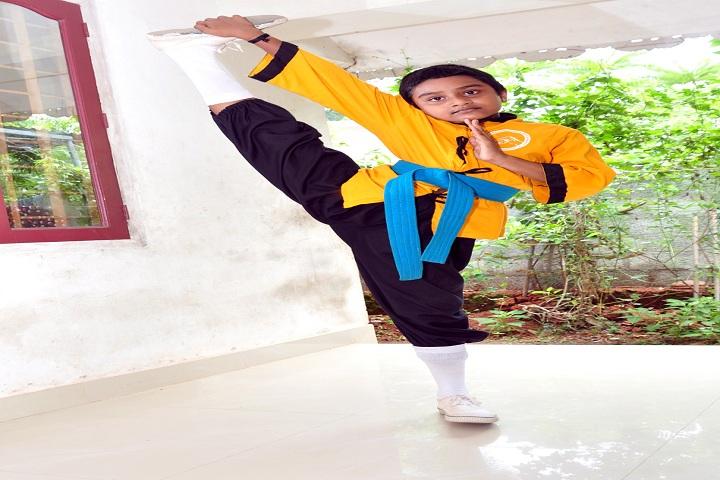 Elamkavu Vidya Mandir-Karate