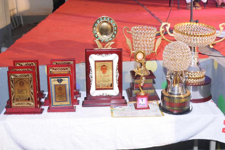 Emmaus Public School-Prizes