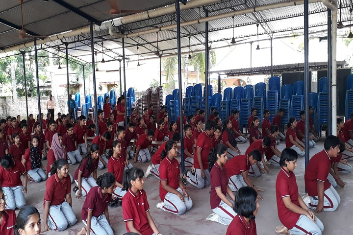 Excelsior English School-Yoga