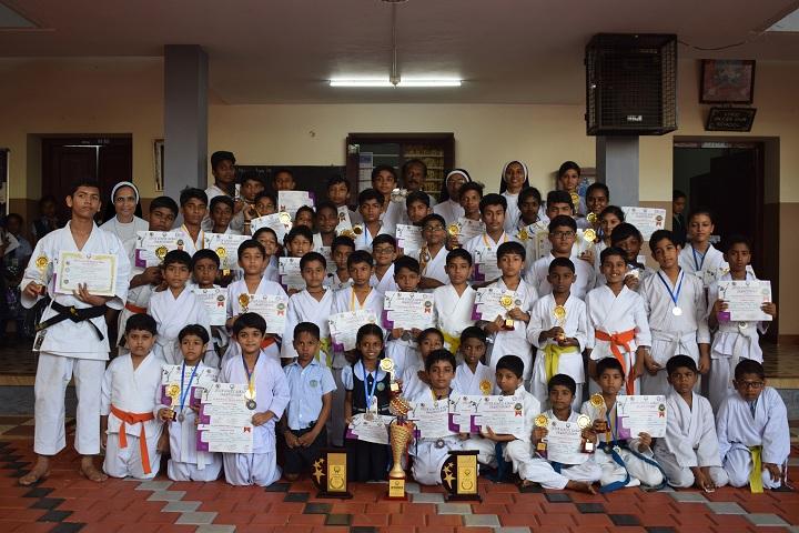 Fatima Central School-Karate