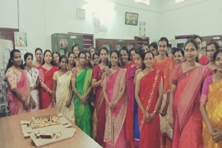 Fatima Central School-Teachers day