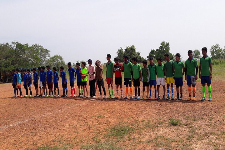 Fazl-E-Omar Public School-Foot ball team