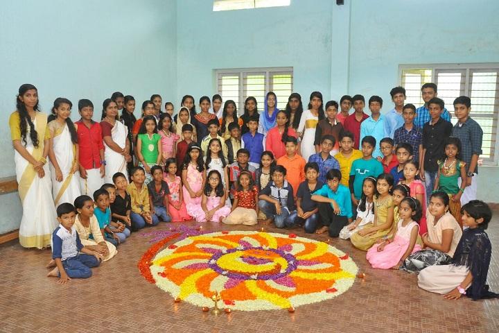 Fazl-E-Omar Public School-Onam celebration