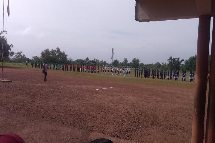 Fazl-E-Omar Public School-Playground
