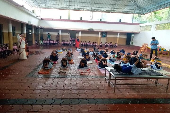 Fazl-E-Omar Public School-Yoga
