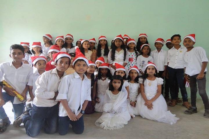 Fr Xavier Aresseril Memorial English Medium School-Christmas Celebrations