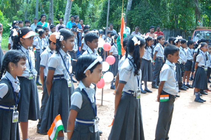 Fr Xavier Aresseril Memorial English Medium School-Independance Day