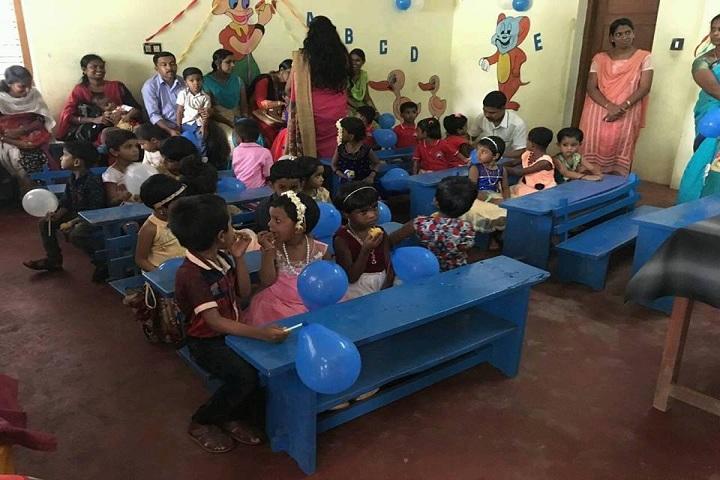 Fr Xavier Aresseril Memorial English Medium School-Play School