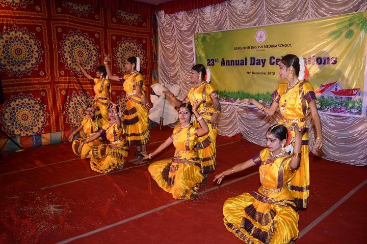 Gangothri English Medium School-Annual day