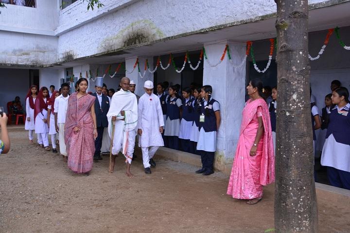 Gangothri English Medium School-Childrens day