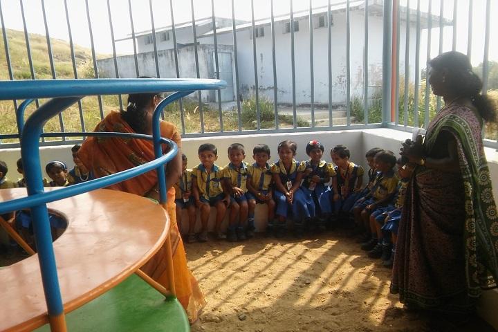Gangothri English Medium School-Playground