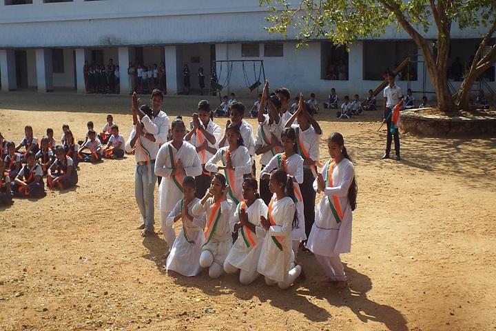 Gangothri English Medium School-Republic day