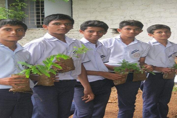 Gangothri English Medium School-World environment day