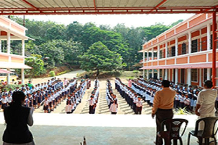 Gayathri Central School-Assembly
