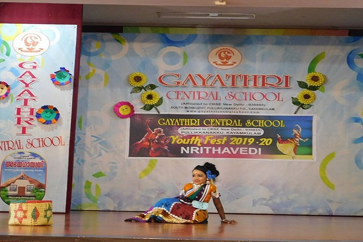 Gayathri Central School-Drama