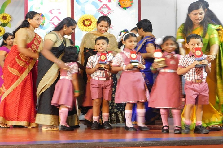 Gayathri Central School-Prize