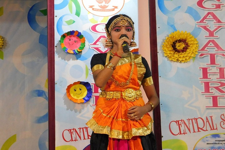 Gayathri Central School-Singing