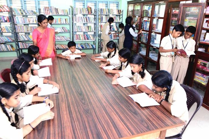 Georgian Public School-Library