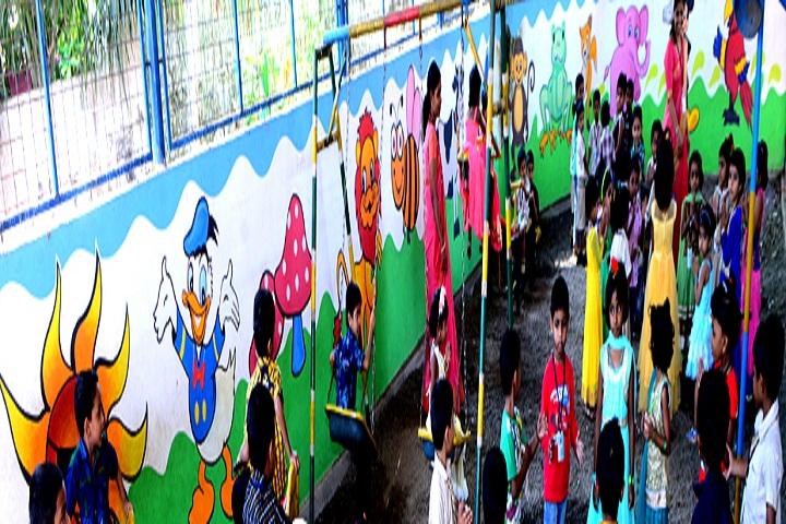 Georgian Public School-Playground