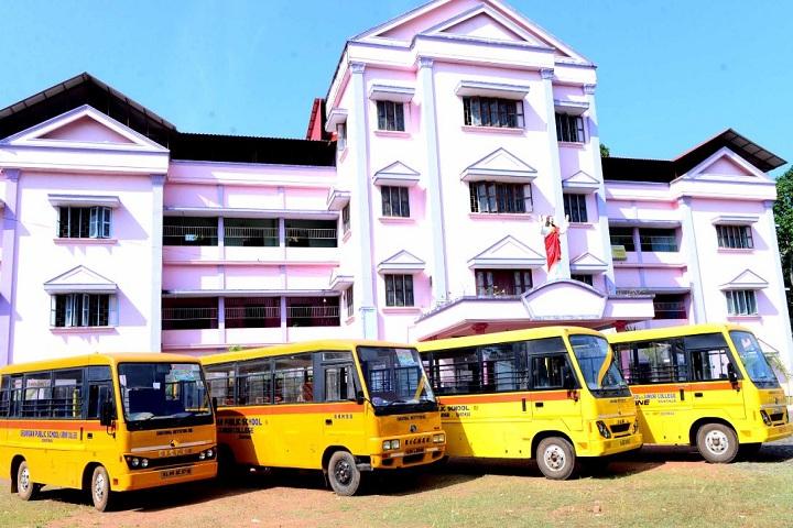 Georgian Public School-School bus
