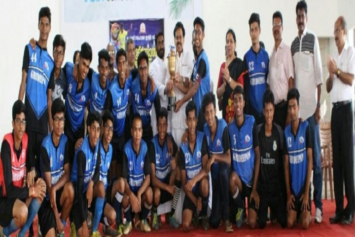 Girideepam Betahany Central School-Foot ball