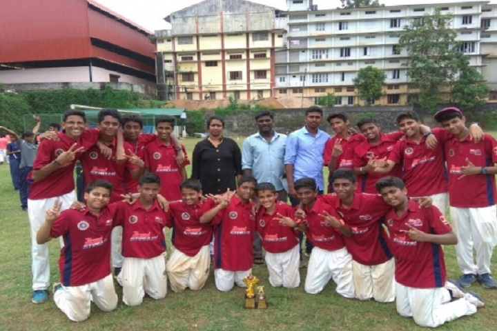 Girideepam Betahany Central School-Sports winner