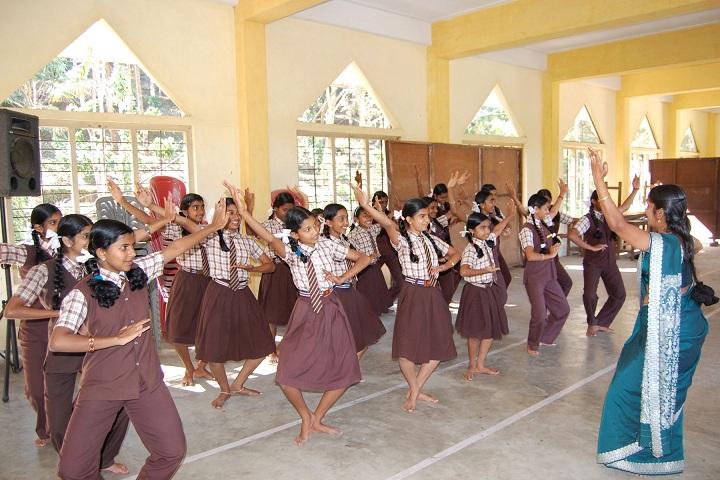 Girijyothi Cmi Public School-Dances