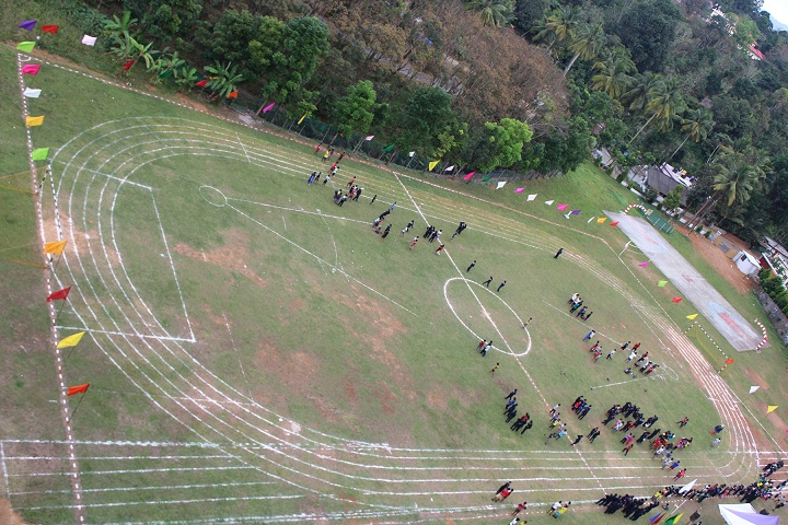Girijyothi Cmi Public School-Playground