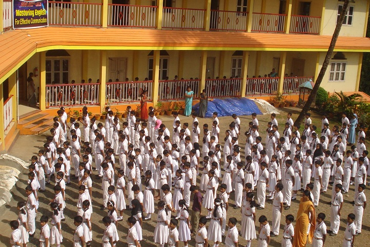 Girijyothi Cmi Public School-Prayer
