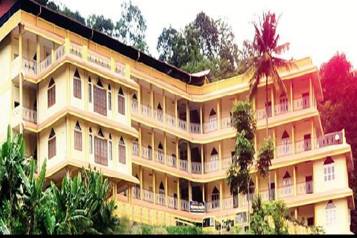 Girijyothi Cmi Public School-School building