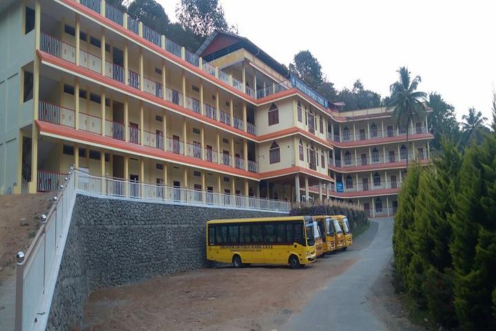 Girijyothi Cmi Public School-School bus
