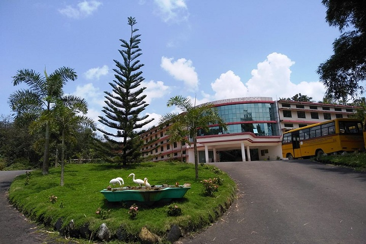 Global Indian Public School-School building