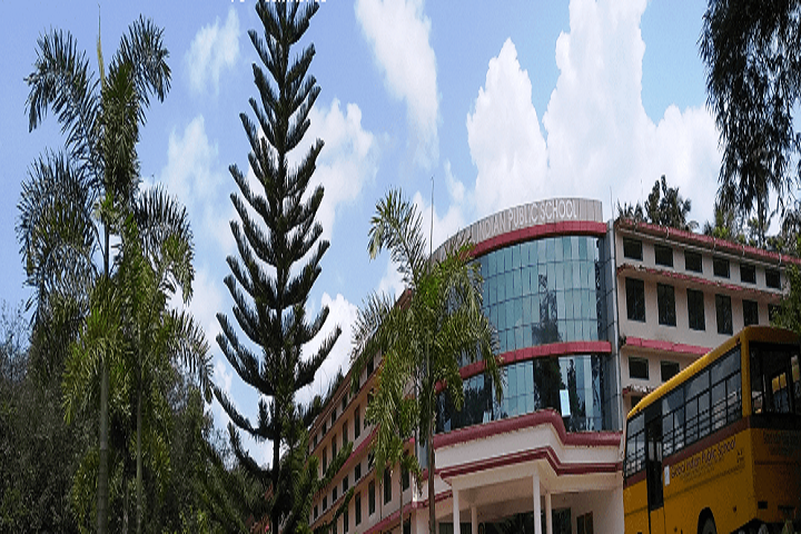 Global Indian Public School-Campus View