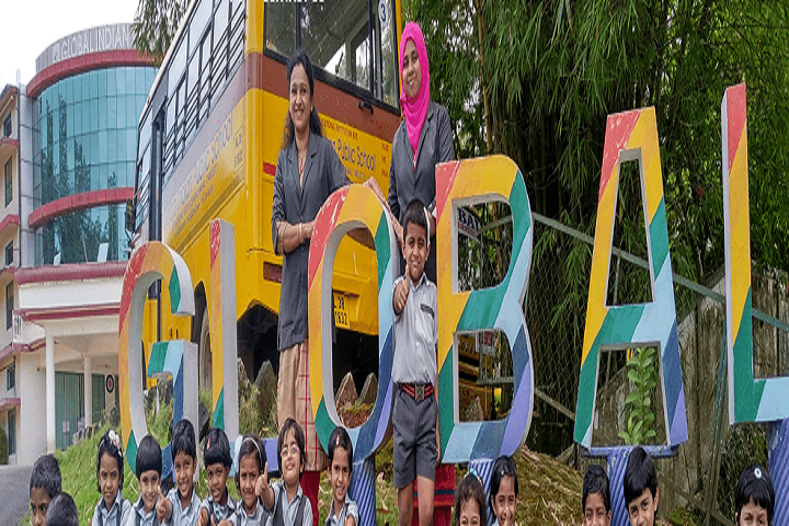 Global Indian Public School-Primary Students