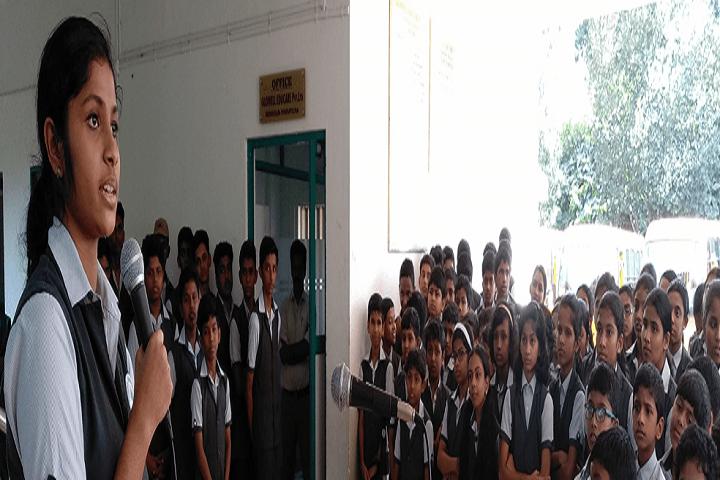 Global Indian Public School-School Assembly