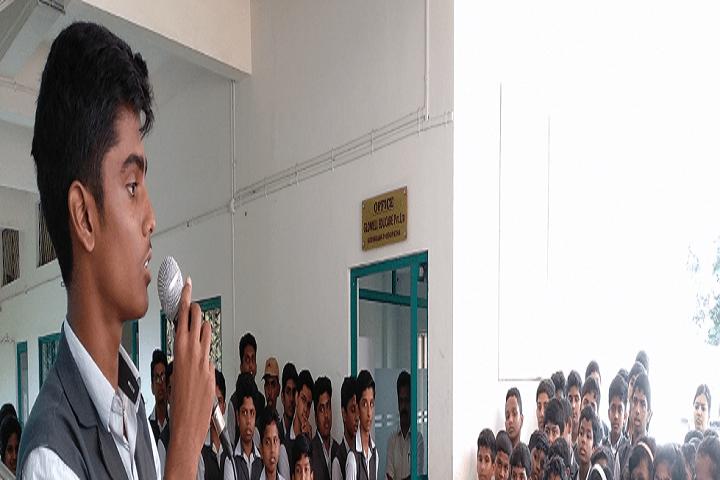 Global Indian Public School-Sining Compitation