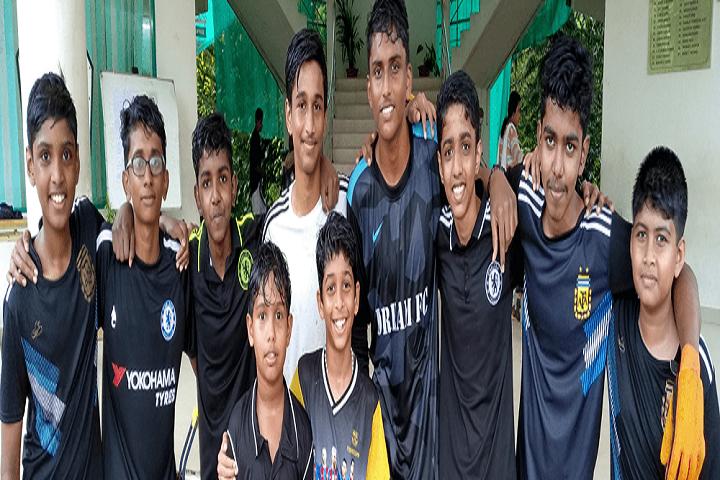Global Indian Public School-Sports Day
