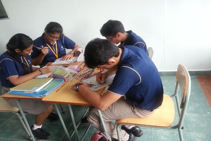 Global Public School-English project