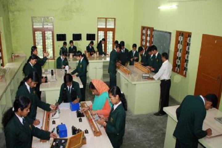 Grace Garden Public School-Physic lab