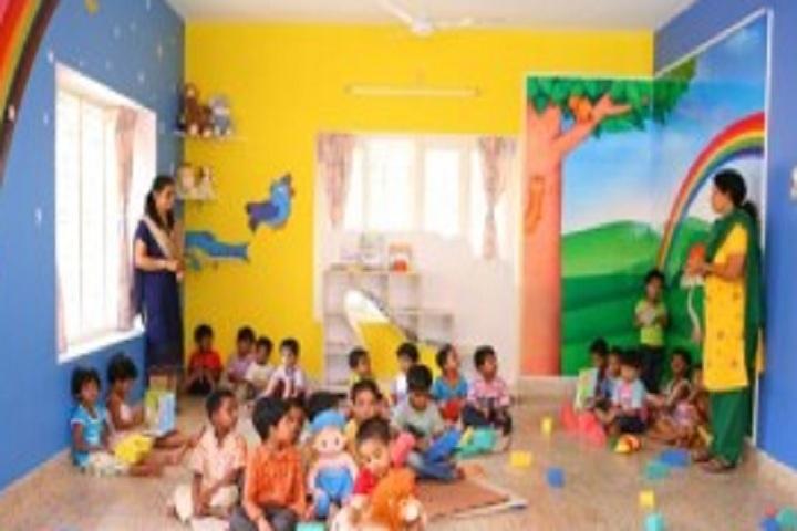 Grace Garden Public School-Play school